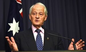 Photo of Phillip Ruddock
