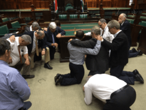 Submission: Reconsidering Standing Order 50 on Parliamentary Prayers