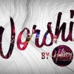 "Hillsong logo, text reads ""Worship by Hillsong"""