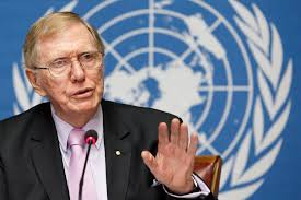Photograph of Michael Kirby